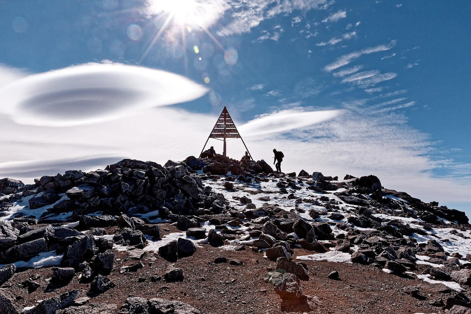 mount toubkal guided trek