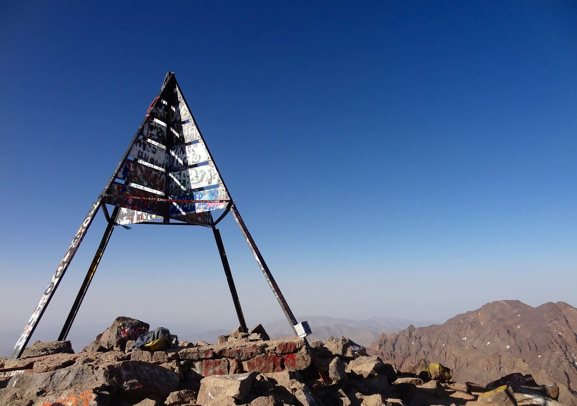 2 days toubkal trek & 3 days sahara tour