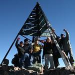 climbing mount toubkal