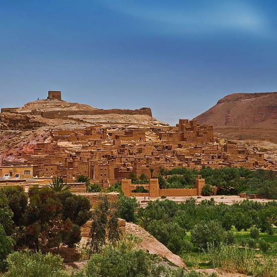 4 days sahara tour