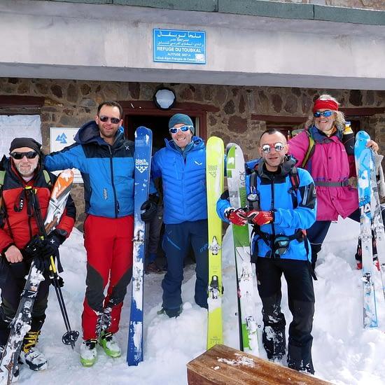 ski touring in atlas mountains (9)