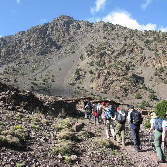 atlas trekking tours