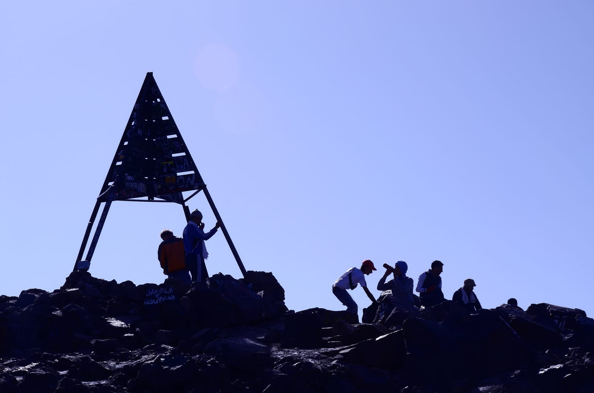 two days toubkal trek